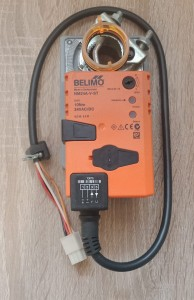 Belimo NMQ24A-SRV-ST